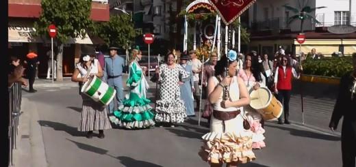 """[Vídeo][La Ciutat] María José Sánchez: """"La Hermandad del Rocío de Pineda és una entitat de Glòria"""""""