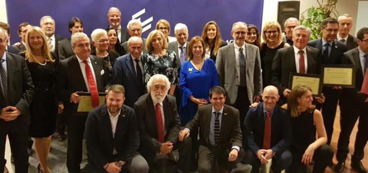 04032019 - Montserrat Candini, millor dirigent institucional de l'Esport 2019
