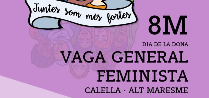 Cartell Comunitat Feminista