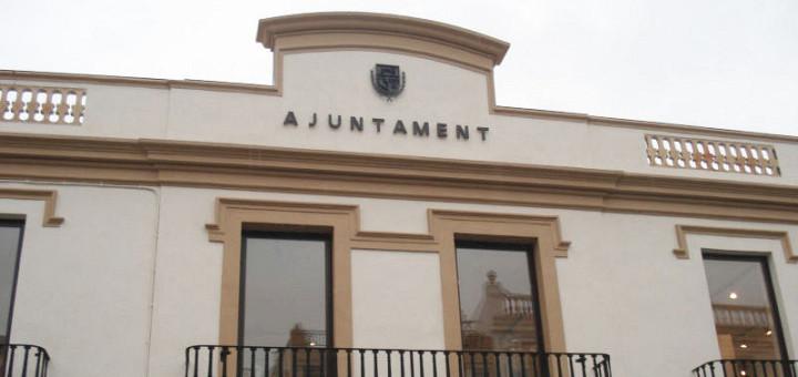 L'Ajuntament Vell va ser la seu de la casa consistorial fins el 1991