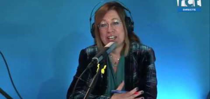 [Vídeo] [La Ciutat] Entrevista Montserrat Candini