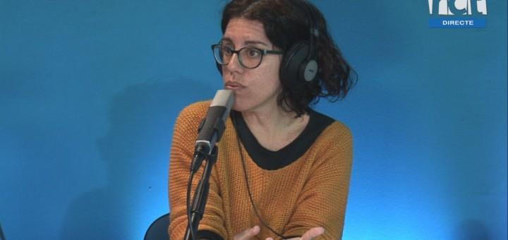 [Vídeo] [La Ciutat] Entrevista Sílvia Delgado