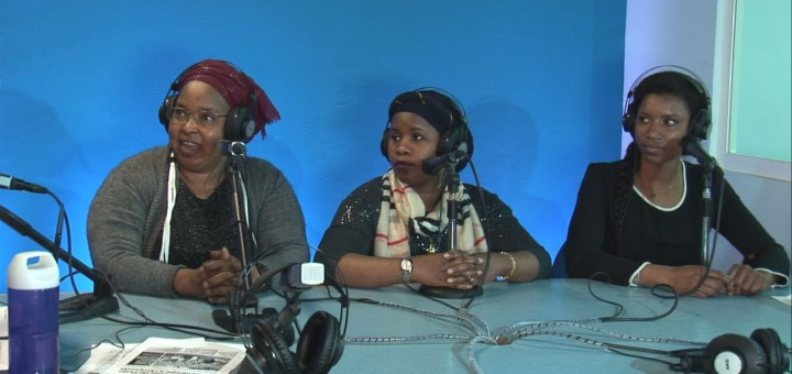 """[Vídeo] [La Ciutat] Maimouna Sabally (USSEC) """"La dona africana està començant a moure's i obrir-se"""""""