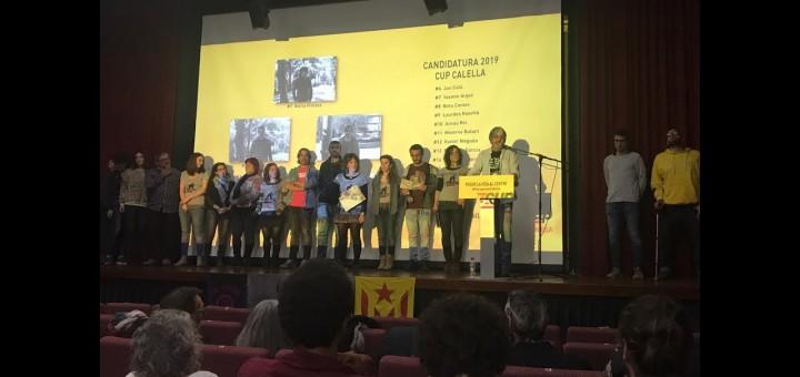 [Vídeo] Núria Freixas encapçala la candidatura de la CUP a les municipals
