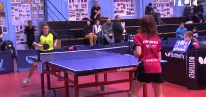 [Vídeo] Un cap de setmana de tennis taula
