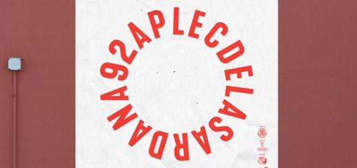 Cartell de la 92ena edició de l'Aplec Pairal de Catalunya