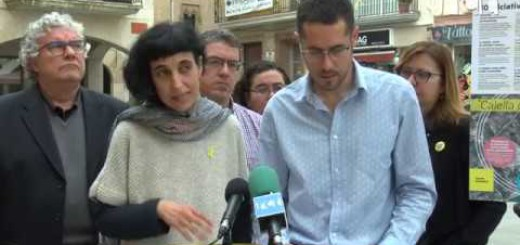 [Vídeo] ERC proposa recuperar l'espai de l'Hotel Corona per obrir Calella al mar