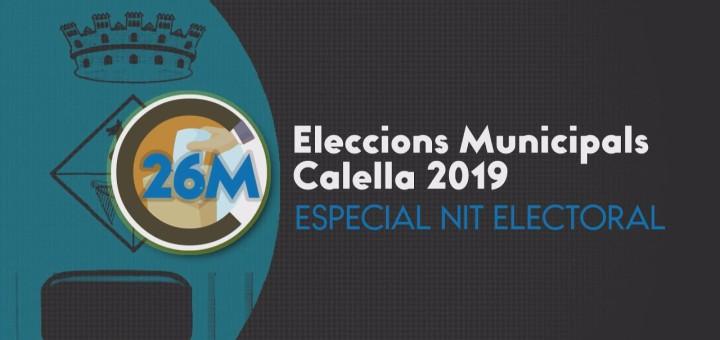 [Vídeo] Especial Nit Electoral #26MCalella