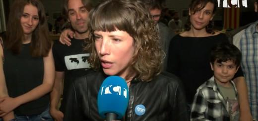 """[Vídeo] Freixas (CUP): """"Som el partit clau per garantir un govern netament d'esquerres a Calella"""""""