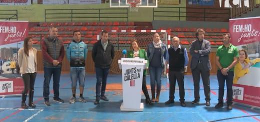 [Vídeo] Junts per Calella anuncia una reforma integral de La Muntanyeta