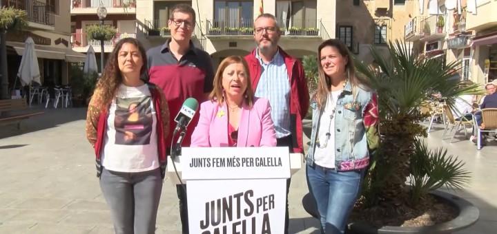 [Vídeo] Junts per Calella implementarà el vot telemàtic per facilitar la participació ciutadana