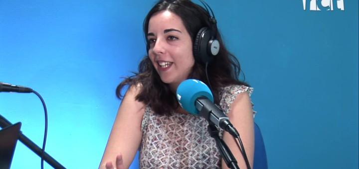 [Vídeo] [La Ciutat] Entrevista Queralt Pedemonte