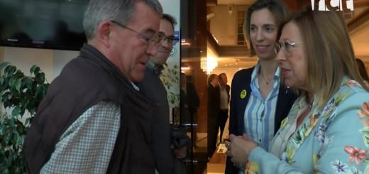 [Vídeo] La consellera Chacón es reuneix amb empresaris hotelers en un acte de campanya de Junts per Calella