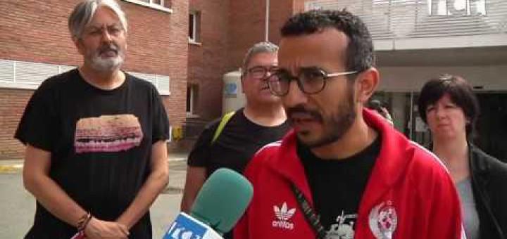 [Vídeo] La CUP reclamarà desprivatitzar l'Hospital Sant Jaume