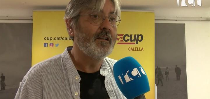 [Vídeo] La CUP vol fixar un salari mínim de ciutat