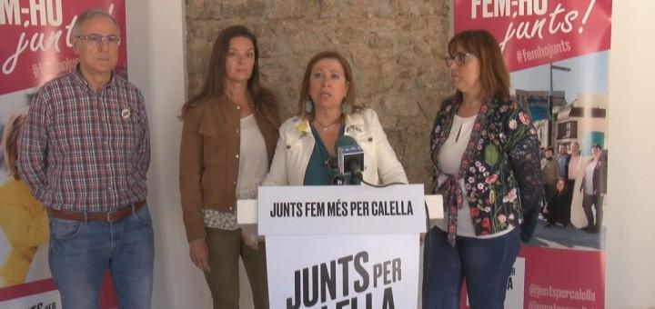 [Vídeo] L'Hostal Vell, centre de les polítiques econòmiques de Junts per Calella per garantir la prosperitat