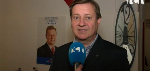 [Vídeo] Terentiev (PP) tanca campanya garantint que donaran resposta a les necessitats reals dels calellencs