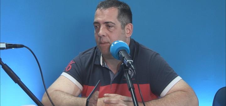 Josep Maria Gallart, president de l'associació Calella Centre Comercial