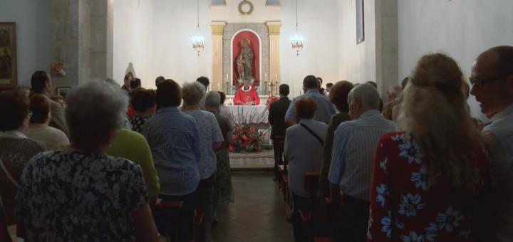 Celebració de l'Ofici de la secretària per la Festa Major de Sant Quirze i Santa Julita del 2018