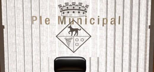 [Vídeo en directe] Ple d'Investidura de l'Ajuntament de Calella