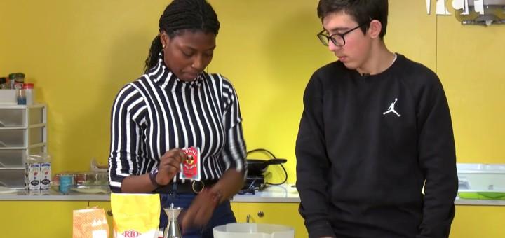 [Vídeo] Cuines del Món: Pa de Pessic de Iogurt