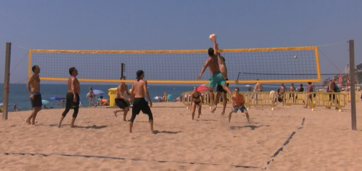 captura voley