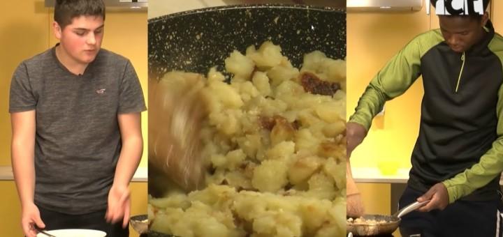 [Vídeo] Cuines del Món: Truita de Patates