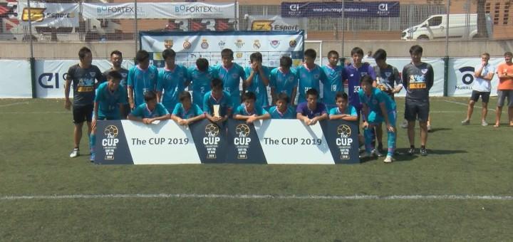 [Vídeo] El Sagan Tosu japonès internacionalitza el The Cup