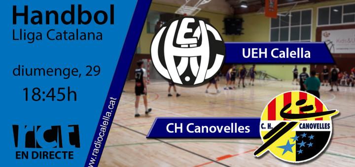 Handbol_PrèviaStreaming_Canovelles2019