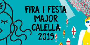 Fira i Festa Major Calella 2019