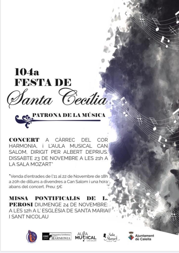 programa santa cecília