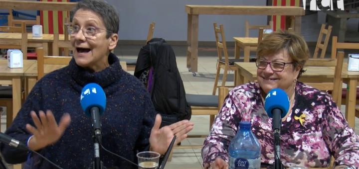 [Vídeo] Entrevista Mª Rosa Serra i Carme Horta
