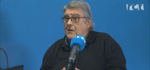 Antoni Esteban és el portaveu de la Plataforma Preservem el Maresme