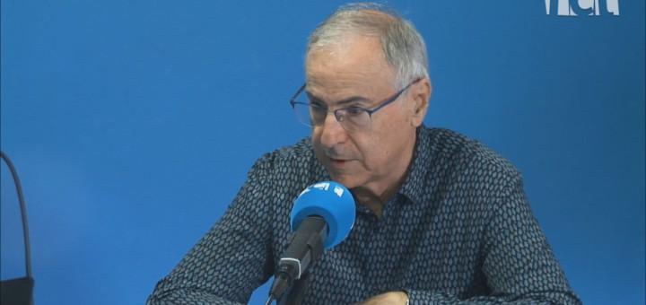 Josep Gibert és el tinent d'Alcaldia d'Hisenda i Recursos interns
