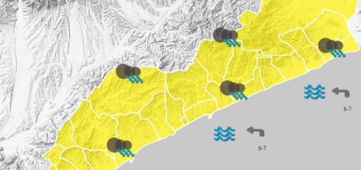 Font: Servei Meteorològic del Maresme