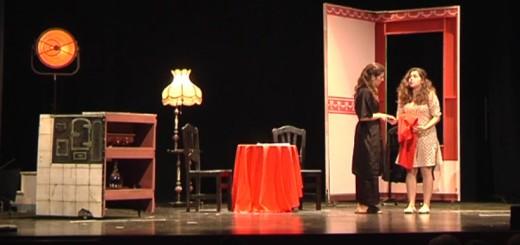 """L'Atrezzo Cric Crac Teatre de Vilafranca representa """"Quan la ràdio parlava de Franco"""""""