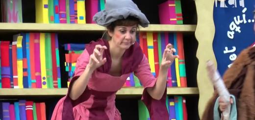[Vídeo] Dijous llarder amb Tanaka Teatre