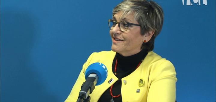 [Vídeo] [La Ciutat] Entrevista Montserrat Garrido
