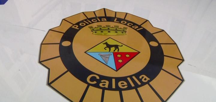CapóCotxePoliciaCalella