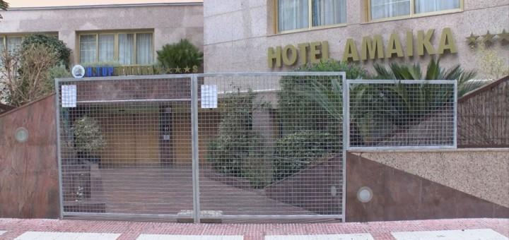 Hotel Amaika tancat00000000