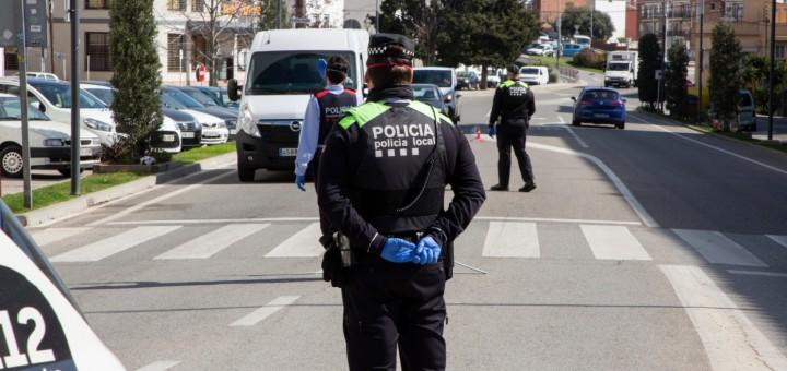 policia carretera