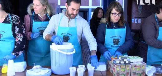 [Vídeo] Xocolatada Solidària de l'Escola Freta