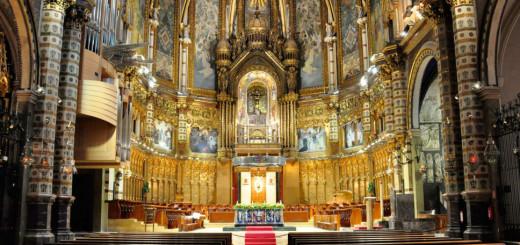 basílica montserrat