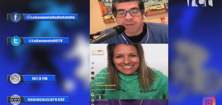 [Vídeo] La Banqueta live 060420