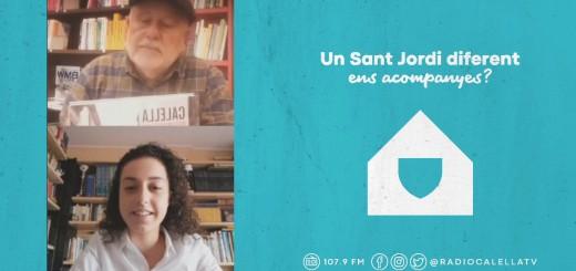 [Vídeo] Un Sant Jordi Diferent | Matí