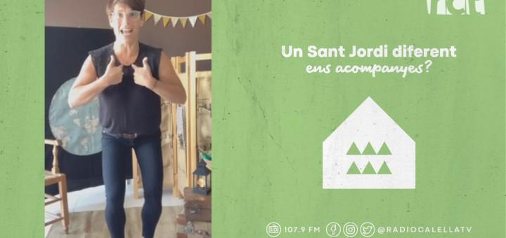 [Vídeo] Un Sant Jordi Diferent | Tarda