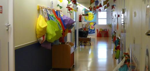 La Bressol de Mar és una de les dues llars d'infants que hi ha a Pineda de Mar