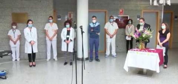 [Vídeo] Acte d'homenatge a les víctimes de la Covid-19 i els seus familiars.