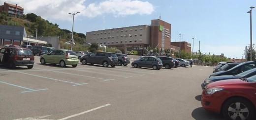 El supermercat Aldi està projectat en els terrenys pròxims a l'Hospital que funcionen com a aparcament públic