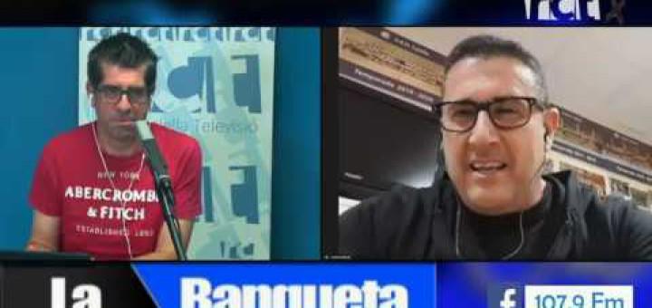 [Vídeo] La Banqueta 08-06-20